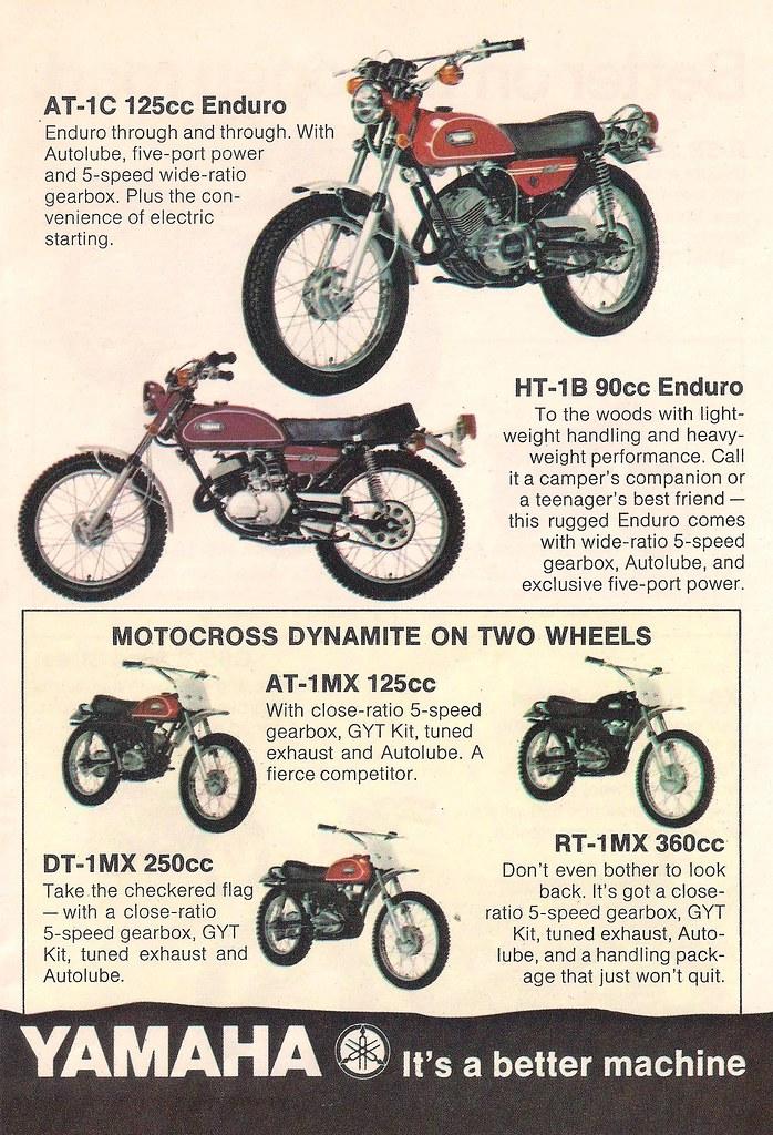 1971 Yamaha 4 | speedfourjoe | Flickr
