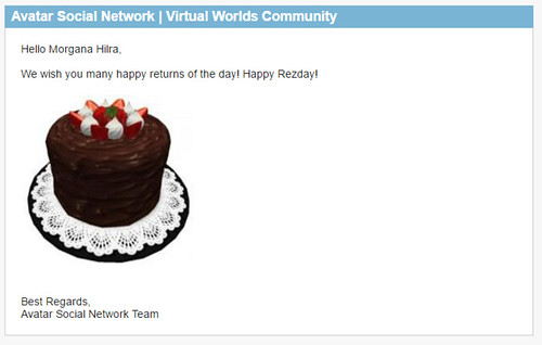 Cool Rezday Wish | by Morgana Hilra