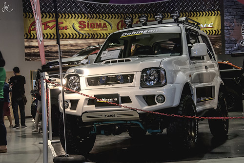 Lifted Suzuki Jimny | by Justin Young Photography