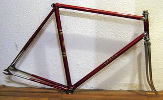 Bauer Super Sport Track Bike