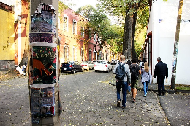 Mexico City Coyoacan walking tour - Charlie on Travel 4