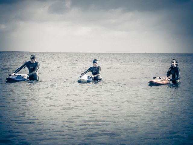 Neo Test Baltic Sea