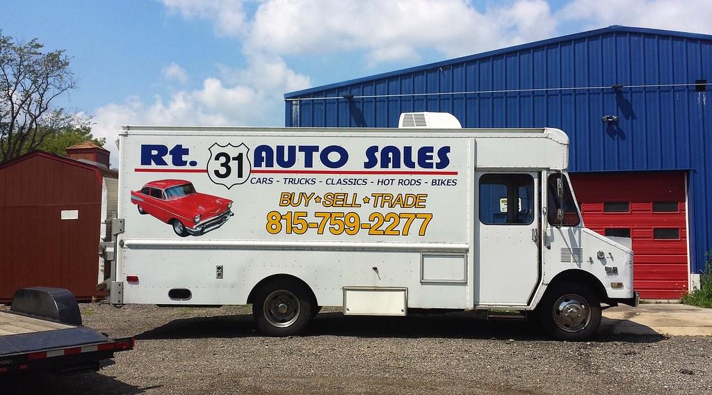 Rt 31 Auto Sales >> Rt 31 Auto Sales Mchenry Illinois Cragin Spring Flickr
