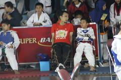 M. Hafidz with coach Doni Yudaka