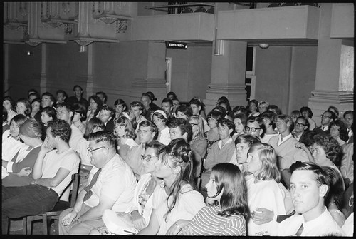SAFA Fundraiser, Paddington Town Hall / 21 January 1965? / The Tribune | by State Library of New South Wales collection