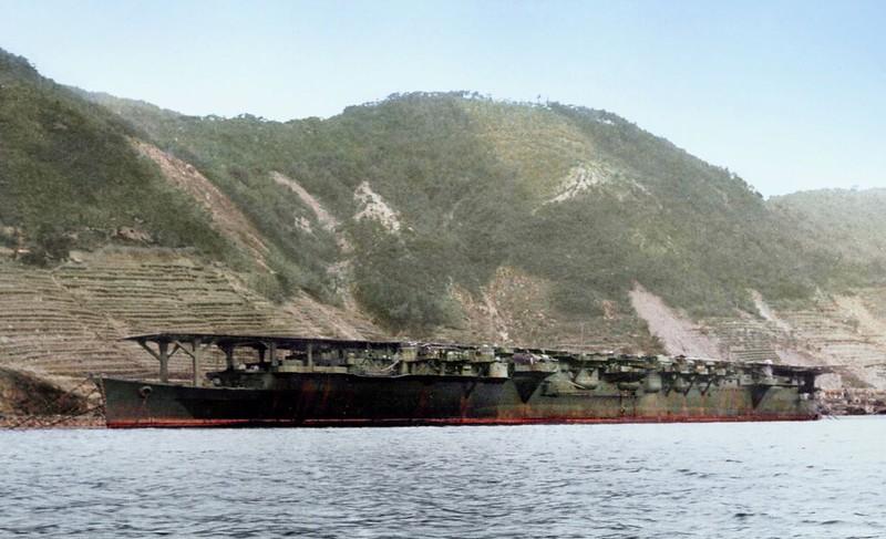 hangarfartyg Ryuho