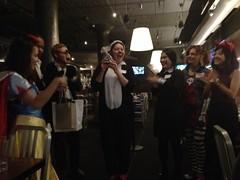 Boston Beer Works Halloween Social 2015