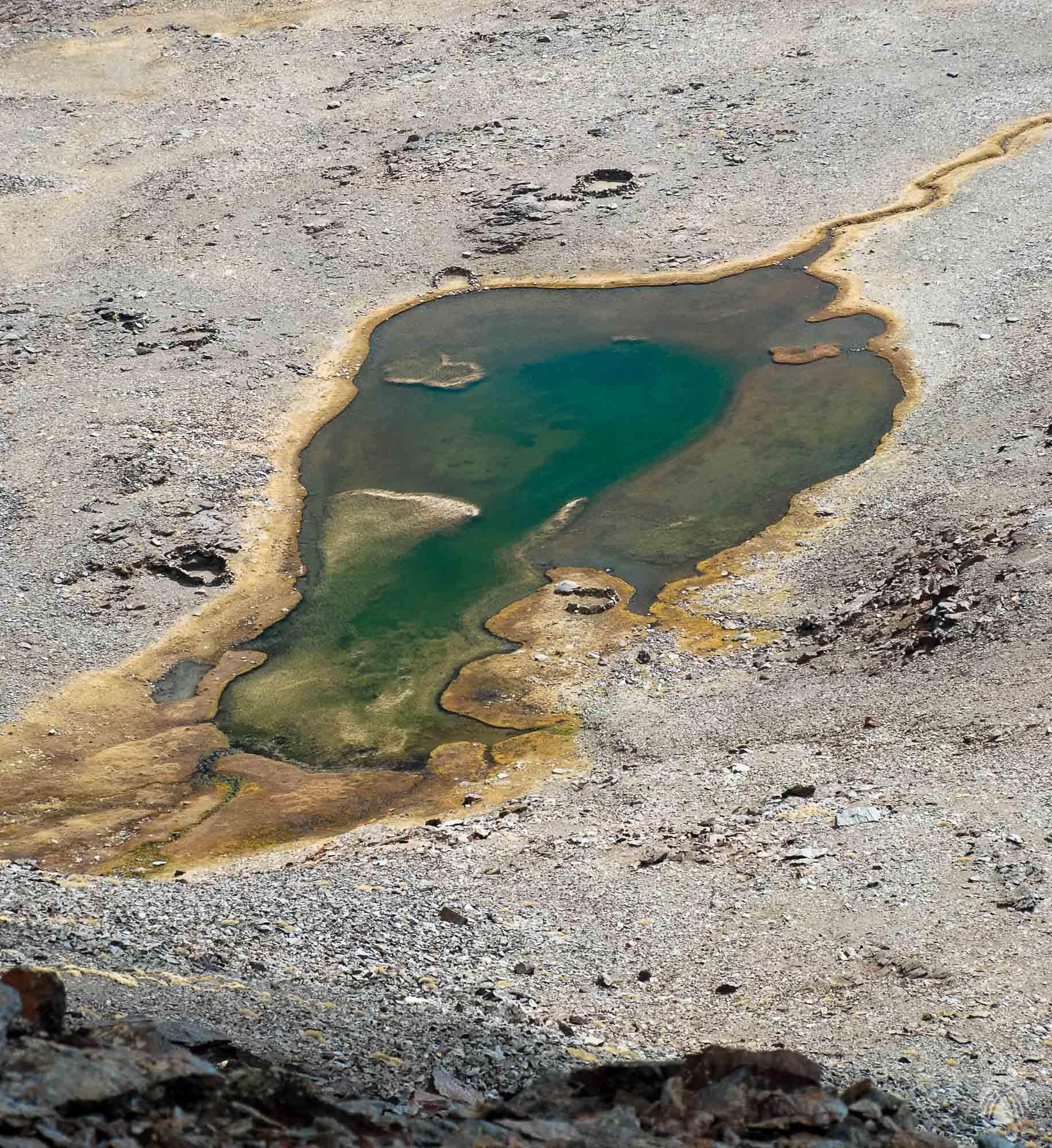 Laguna de Juntillas con zoom