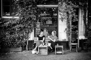 A lot to talk about....in Amsterdam | by fnoothout