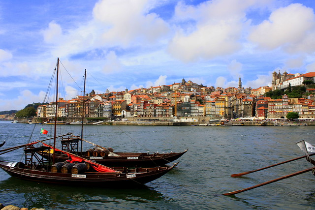 Barcas das Porto
