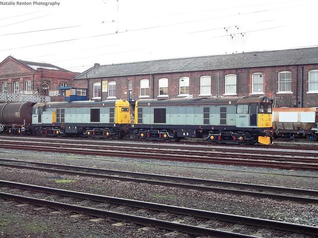20901 & 20905 Doncaster