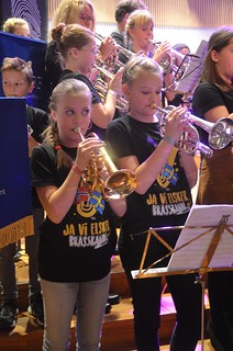 Ja, vi elsker....Brassband!