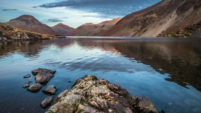 Wasdale And Englands Highest Mountains