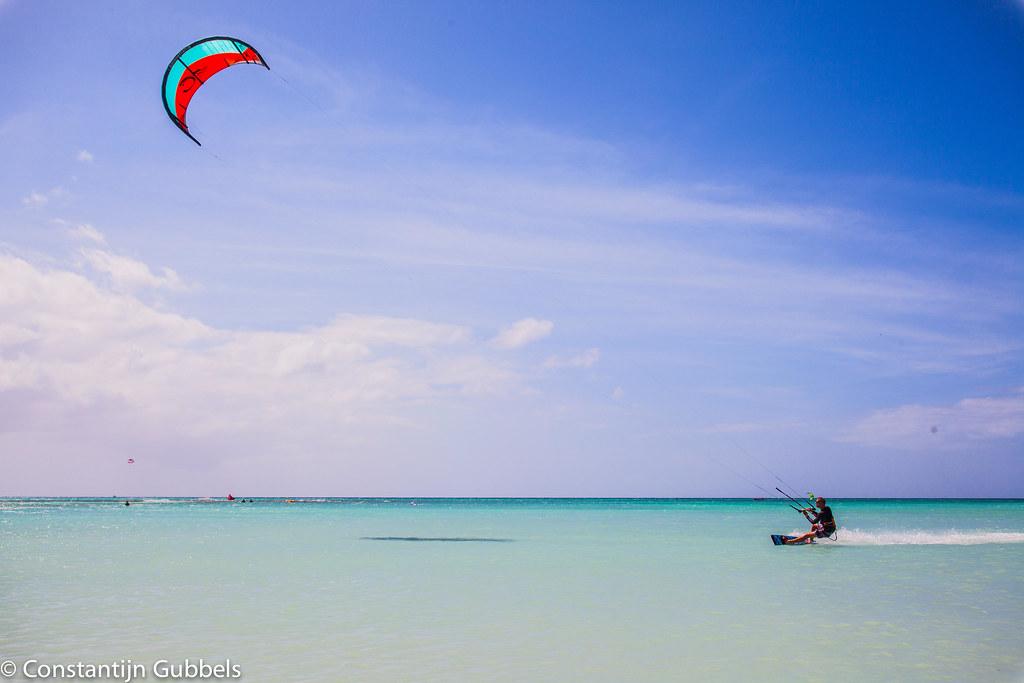 Aruba, Kite Surfing