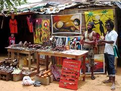 Souvenir Vendors