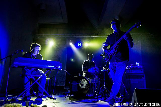 Oliveira Trio - Noites Ritual '15