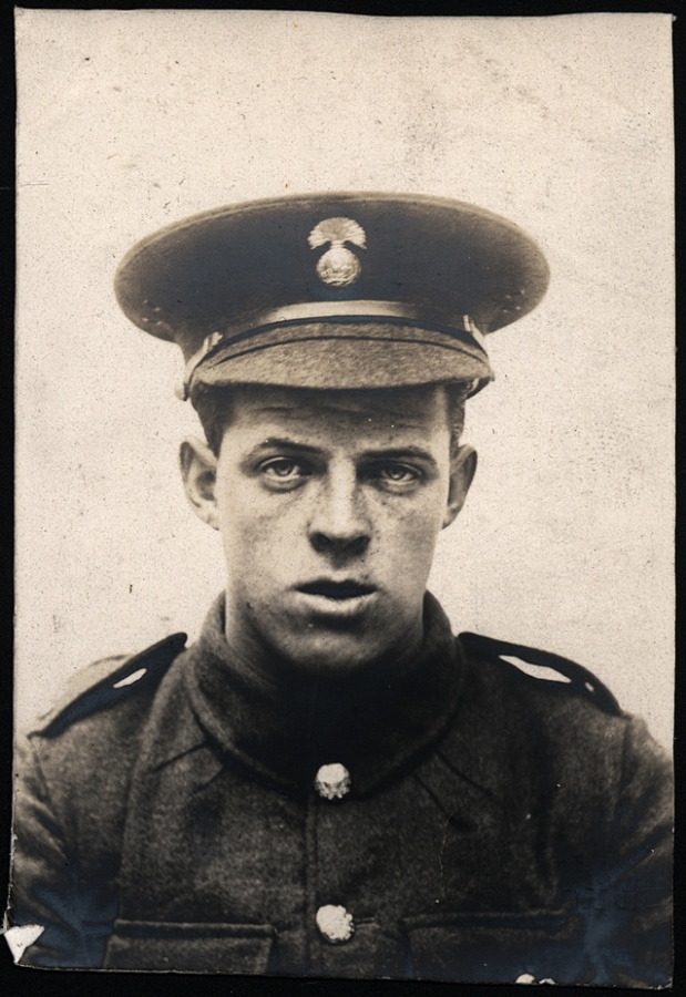 Lawrence Armstrong alias Hanby, soldier, arrested for theft