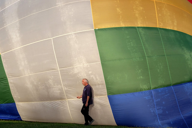 Ferrara (Italy) - Ferrara Balloons Festival 2015