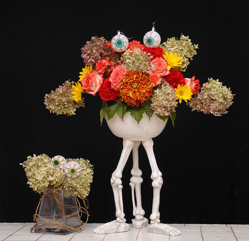 Monster3—The Rittners School of Floral Design, Boston | by Flower Factor