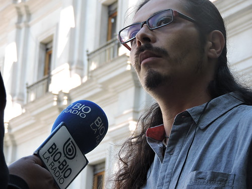 Víctimas de Violencia de Estado entregan carta a Gobierno para poner #FinAlaJusticiaMilitar
