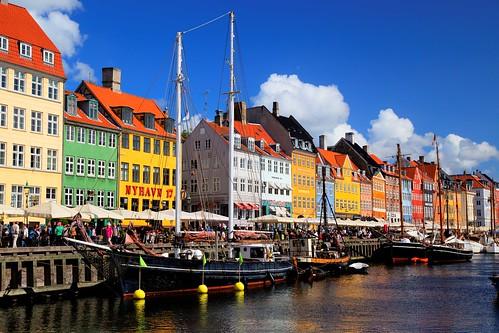 Nyhavn, Copenhagen | by Jeremy A.A. Knight