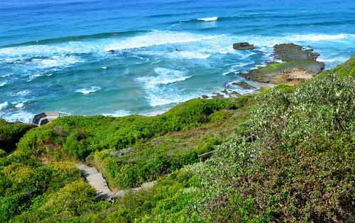 wilderness westerncape ocean rocks