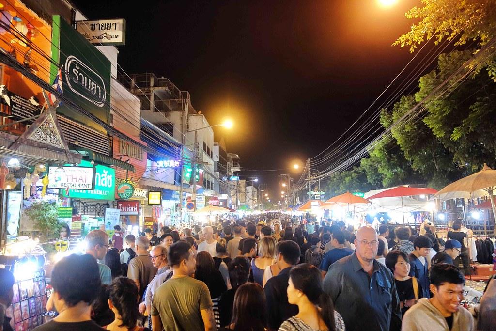 Thaïlande - Chiang Mai Market
