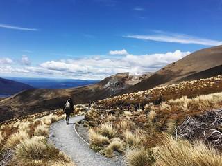 Tongariro Alpine Crossing | by lady3jenn