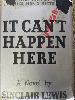 It can't happen here by Sinclair Lewis-- first edition | by robkall