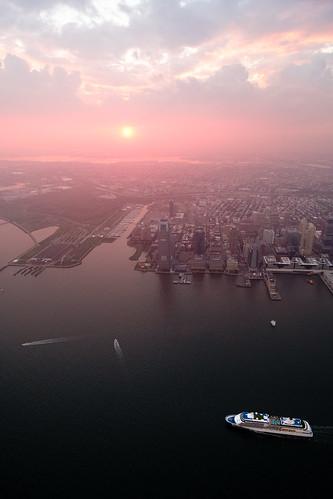 jersey fujixpro2 urban sunset travel xf14mmf28r ship city boat america flynyon usa newyork unitedstates us