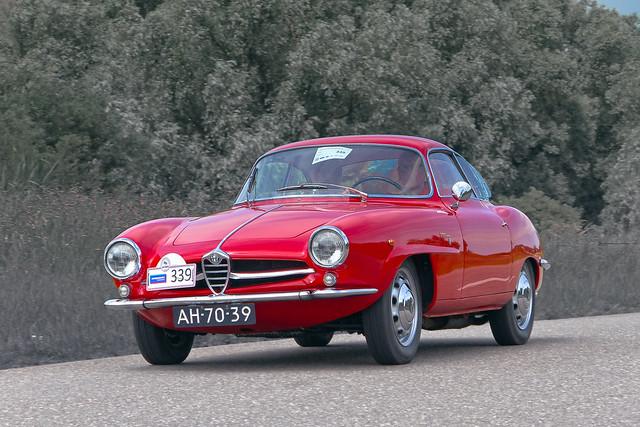 Alfa Romeo Giulietta Sprint Speciale Bertone 1961* (4030)