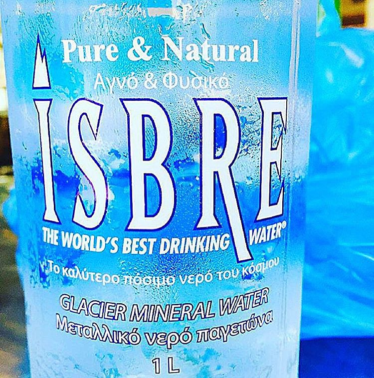 Why ISBRE Water? ISBEE Is The Purest Natural Water Ever Te