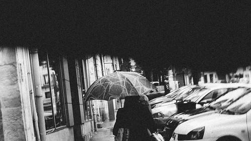 Rainy Rouen