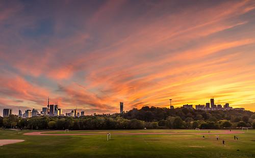 Toronto Skyline | by fbkphotography