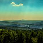 Ore Mountains View