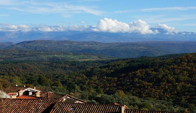 Desde Mogarraz (Salamanca)
