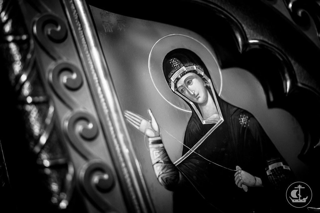 4 декабря 2015, Введение во храм Пресвятой Богородицы / 4 December 2015, The Entry of the Most Holy Theotokos into the Temple