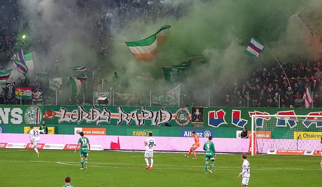 Sk Rapid Wien Sk Rapid Wien Sk Sturm Graz 1 2 Bundesliga Flickr