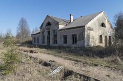Bij. Puikules dzelzceļa stacija, 30.04.2016.