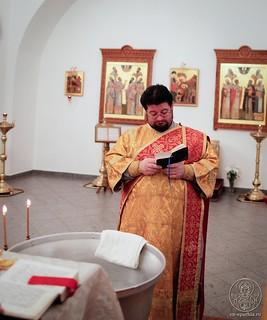 Литургия в Спасском соборе 230