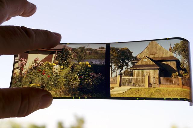 analog film slide