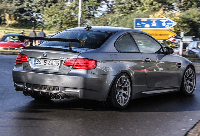 Turkey (Istanbul) - BMW M3 E92 Coupé