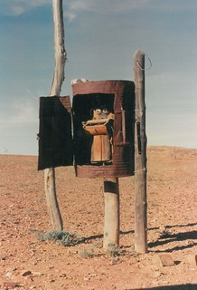 Telephone in Flinders Rangers
