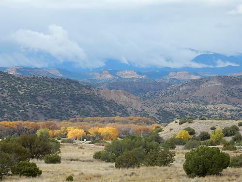 Onderweg naar Los Alamos - 1