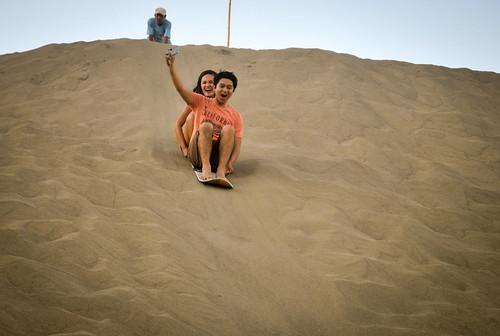 Laoag Sand Dunes   by couplemeetsworld