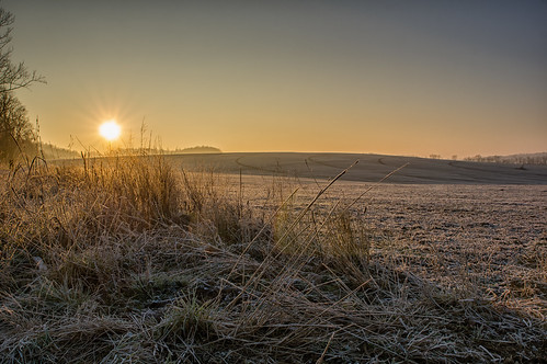 Sunrise and Frost | by Vincent1825