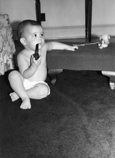 Baby with a pipe | by State Library and Archives of Florida