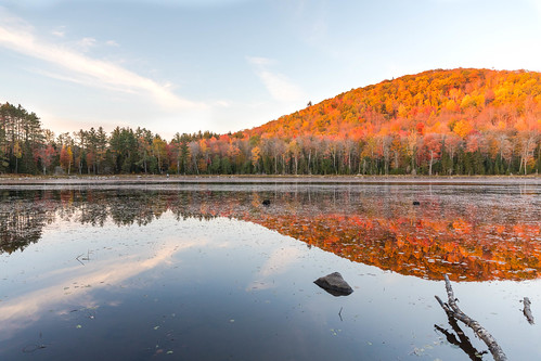 autumn landscape sunset forestorangecolor green vermount bailey pond outdoor cabot marshfield fallscenic landscenic baileypond vermont unitedstates us