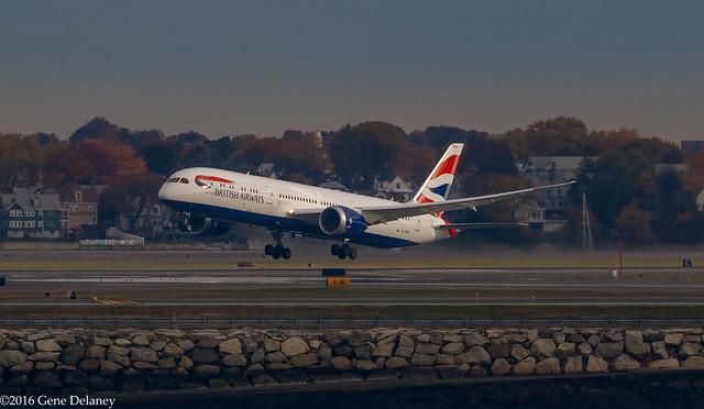 British Airways plc, G-ZBKN, 2016 Boeing B787-9 Dreamliner, MSN 38630, LN 475