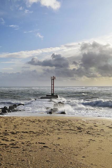 Barre Etel ocean maree tempete - atana studio